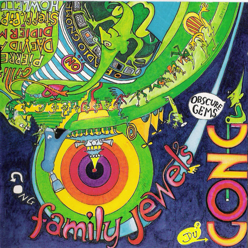 Gong — Family Jewels