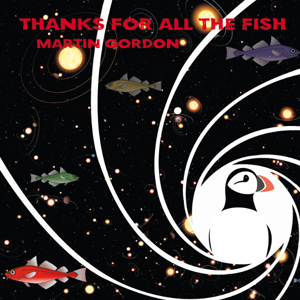 Thanks for All the Fish Cover art