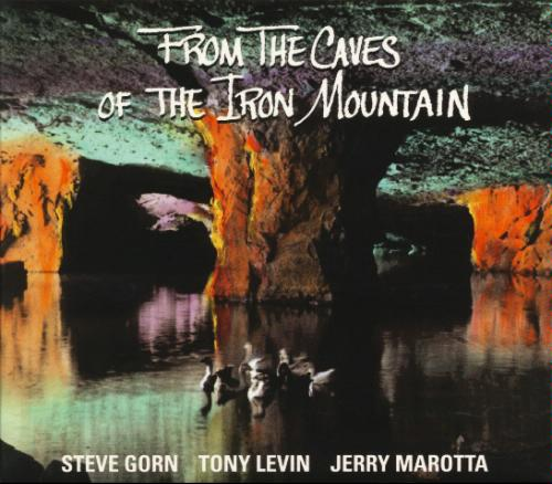 From the Caves of the Iron Mountain Cover art