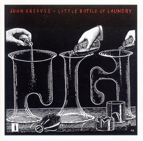 Little Bottle of Laundry Cover art
