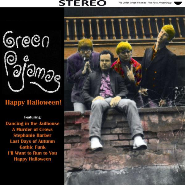 Green Pajamas — Halloween
