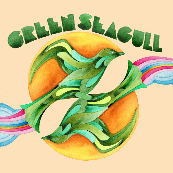 Green Seagull — Scarlet / They Just Don't Know