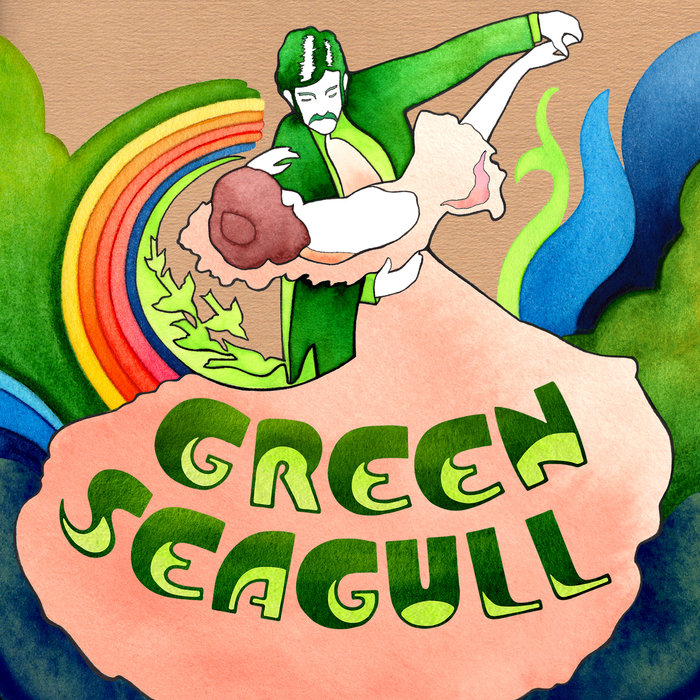 Green Seagull — Simeon Brown / Belladonna