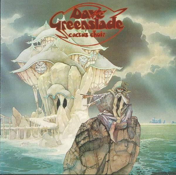 Dave Greenslade — Cactus Choir