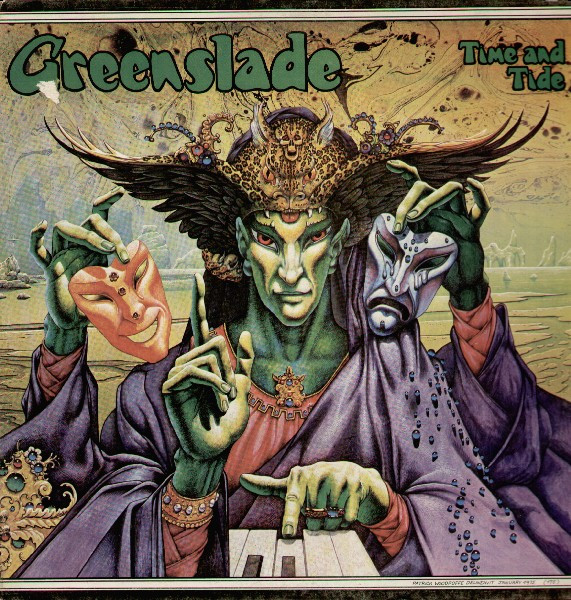 Greenslade — Time and Tide