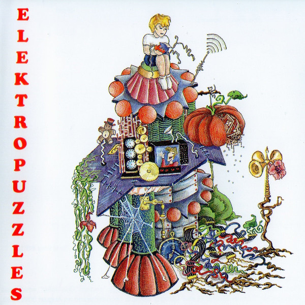 Elektropuzzles Cover art