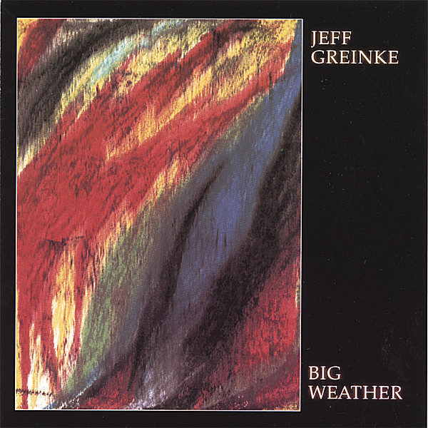 Big Weather Cover art