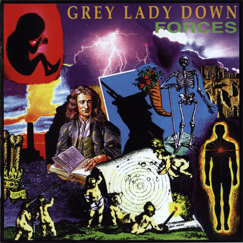 Grey Lady Down — Forces
