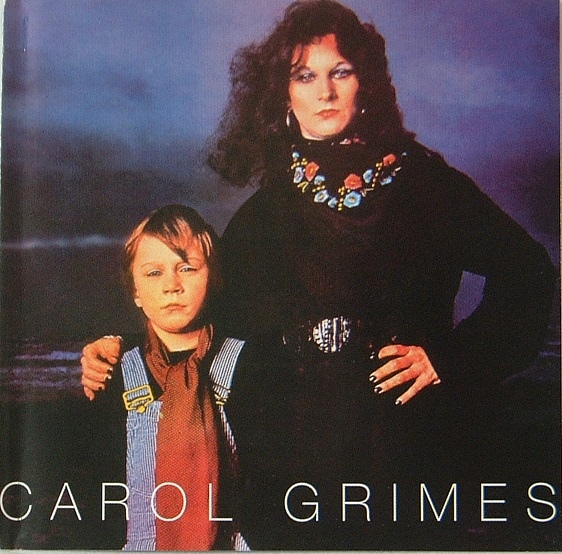 Carol Grimes Cover art
