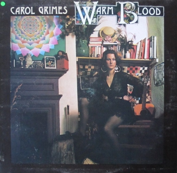 Carol Grimes — Warm Blood