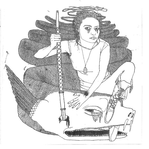 Larkin Grimm — Harpoon