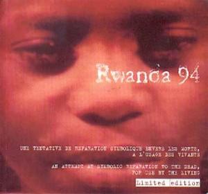 Rwanda 94 Cover art