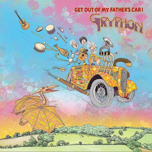 Gryphon — Get out of my father's Car!