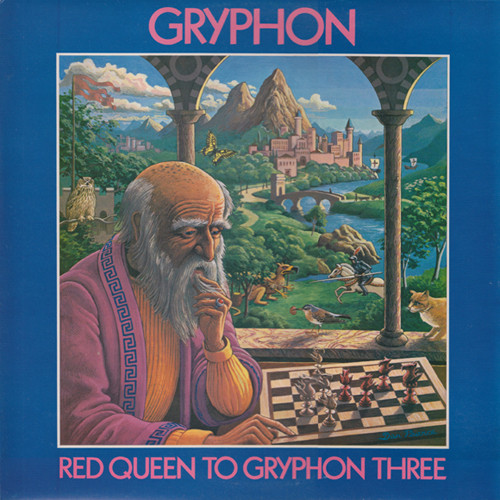 Gryphon — Red Queen to Gryphon Three