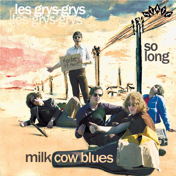 Milk Cow Blues Cover art