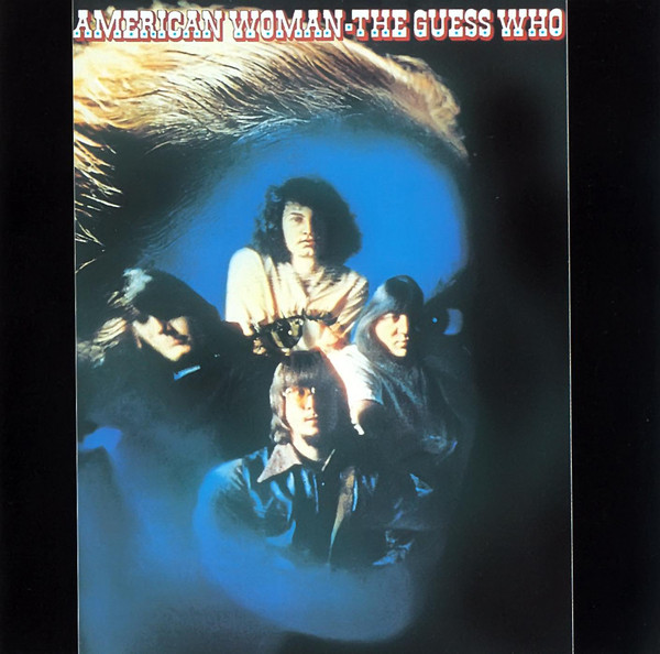 American Woman Cover art