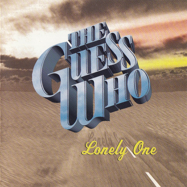The Guess Who — Liberty (AKA Lonely One)