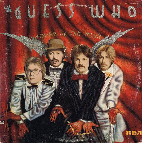 The Guess Who — Power in the Music