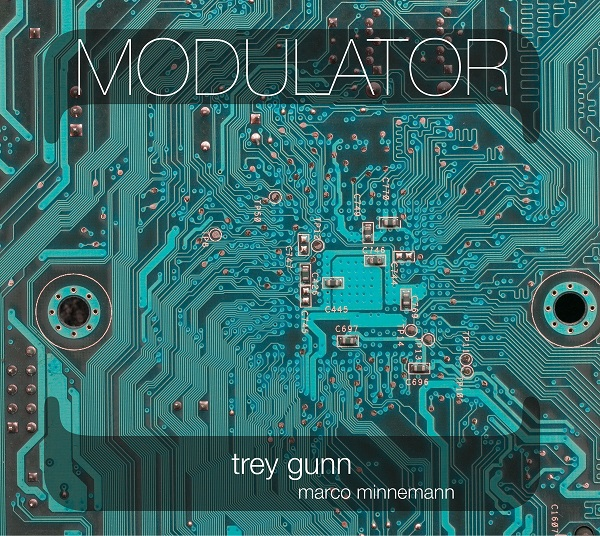 Modulator Cover art