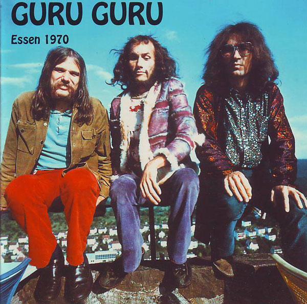 Guru Guru — Essen 1970