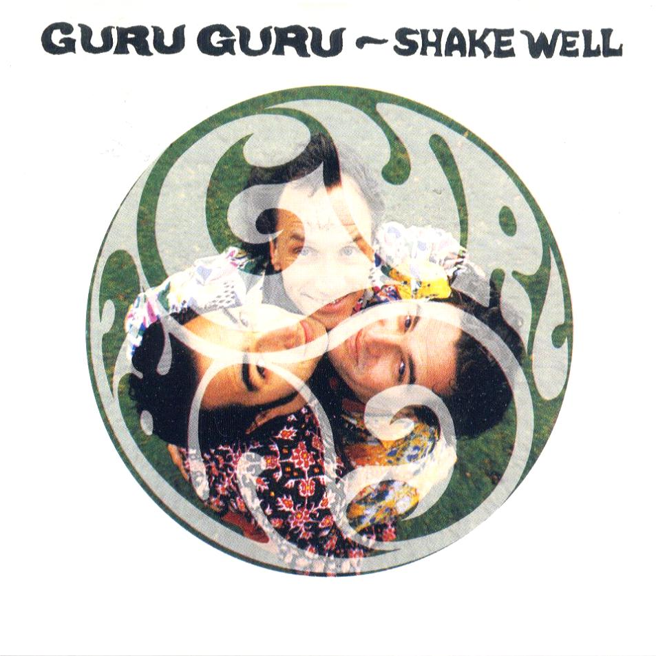 Shake Well Cover art