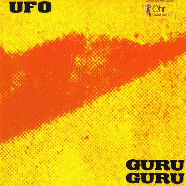 UFO Cover art