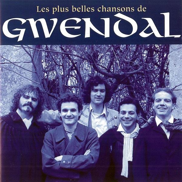Les Plus Belles Chansons de Gwendal Cover art