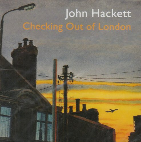 Checking out of London Cover art