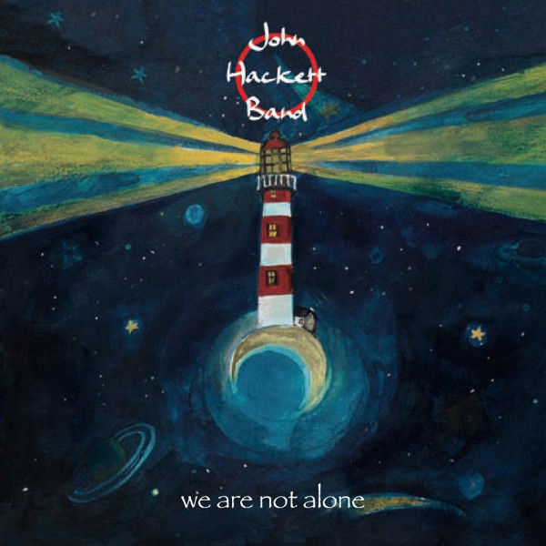 John Hackett Band — We Are Not Alone