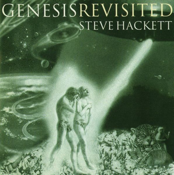 Genesis Revisited Cover art