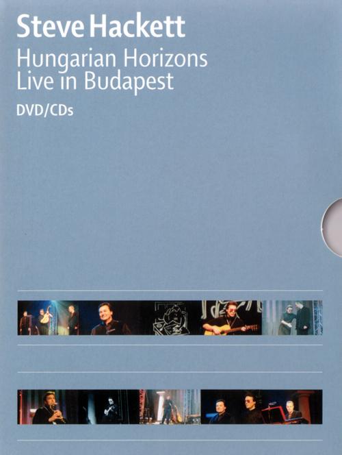 Steve Hackett — Hungarian Horizons - Live in Budapest