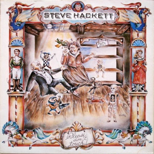Steve Hackett — Please Don't Touch!