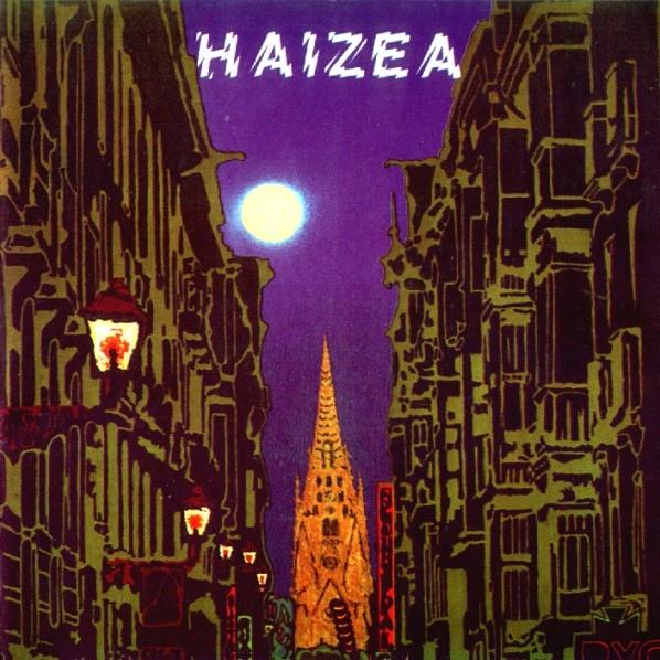 Hontz Gaua Cover art
