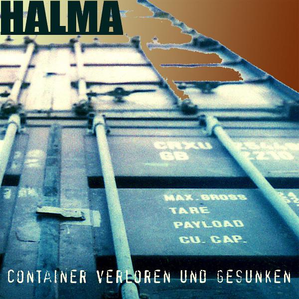 Halma — Container Verloren und Gesunken