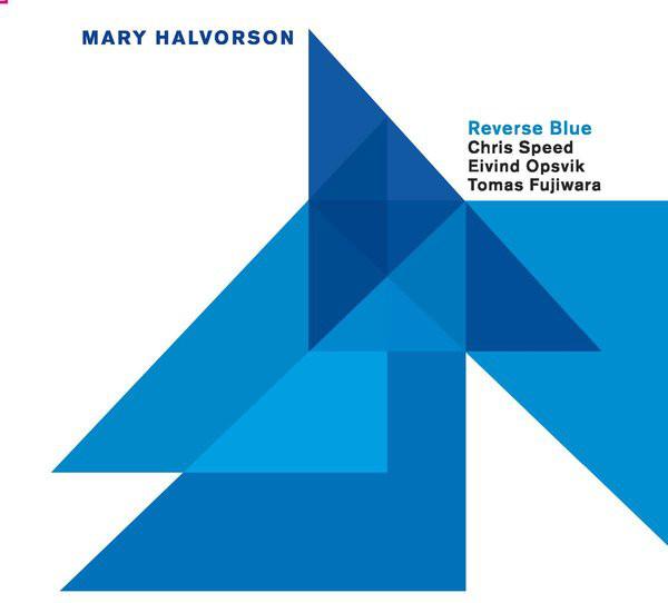 Mary Halvorson — Reverse Blue