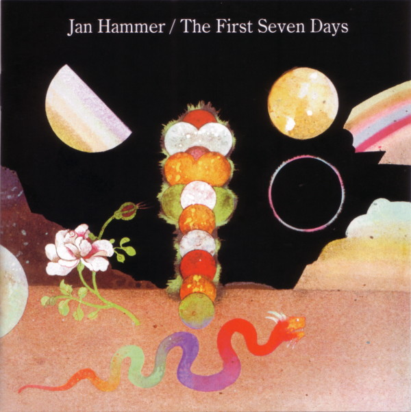 The First Seven Days Cover art