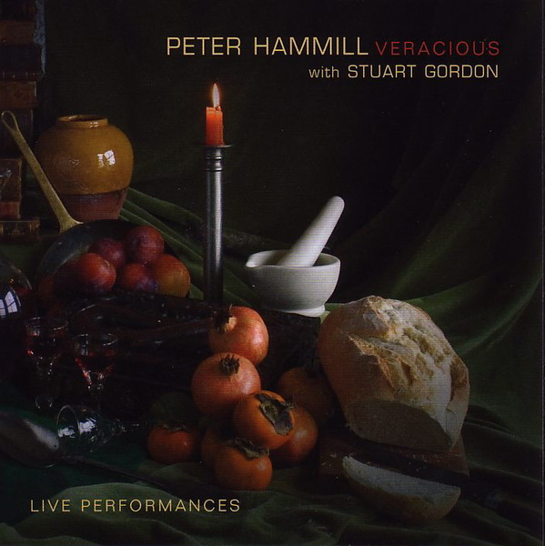 Peter Hammill with Stuart Gordon — Veracious