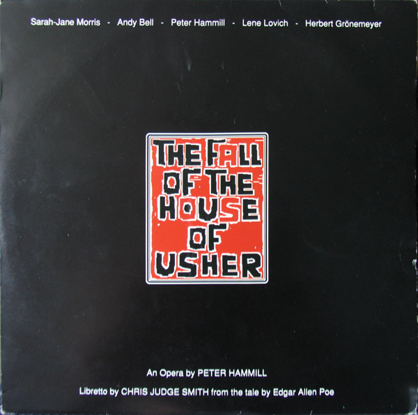 Peter Hammill — The Fall of the House of Usher