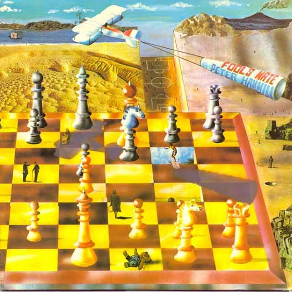 Peter Hammill — Fool's Mate