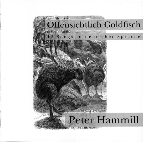 Peter Hammill — Offensichtlich Goldfisch