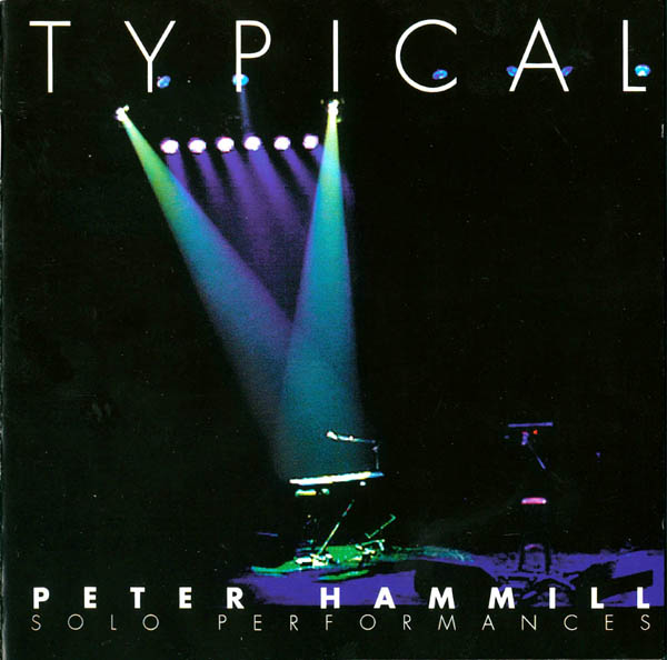 Peter Hammill — Typical