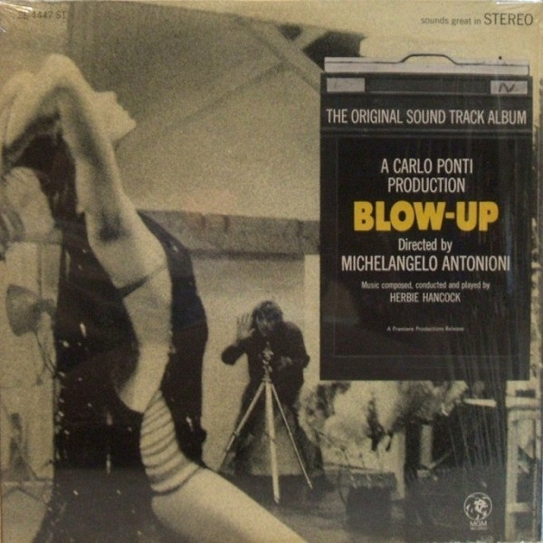Herbie Hancock — Blow-Up (The Original Sound Track Album)