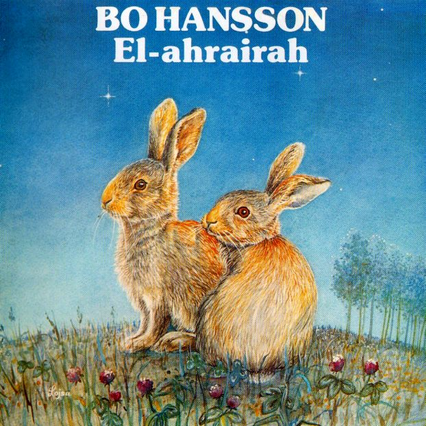 Bo Hansson — El-Ahrairah (AKA Music Inspired by Watership Down)