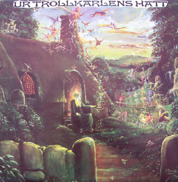 Bo Hansson — Ur Trollkarlens Hatt (AKA Magician's Hat)