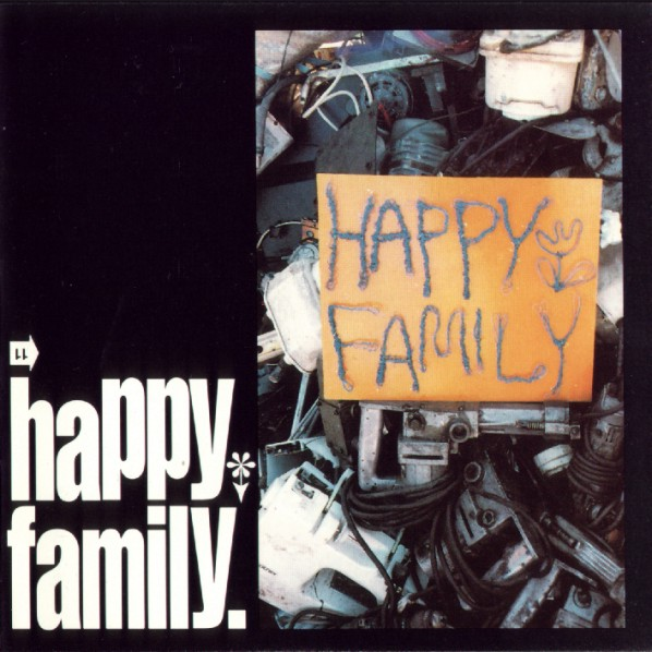 Happy Family - Happy Family cover