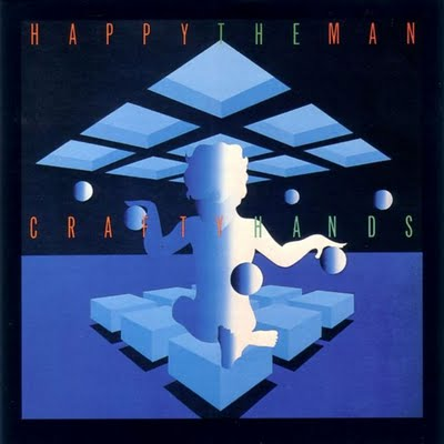 Happy the Man - Crafty Hands cover