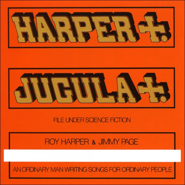 Roy Harper & Jimmy Page — Whatever Happened to Jugula?