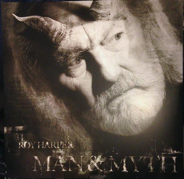 Roy Harper — Man & Myth