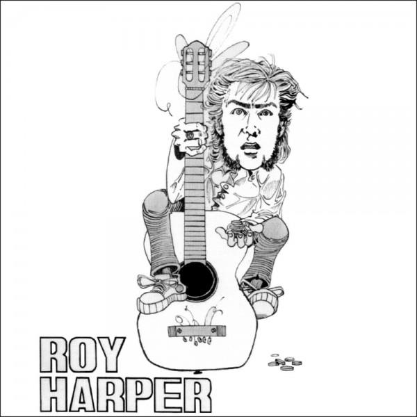 Roy Harper — Sophisticated Beggar