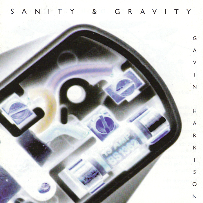 Sanity and Gravity Cover art